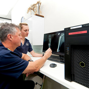 Digital Radiology - a very frequently used diagnostic tool