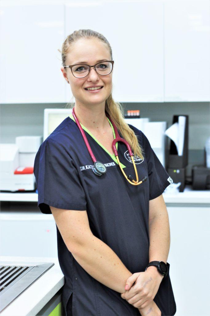 Dr Kathleen Edmonds